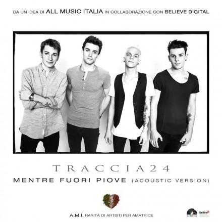 """TRACCIA24 nella compilation """"A.M.I. – Rarità di Artisti per Amatrice"""""""